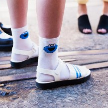 2018 Socks with Sandals