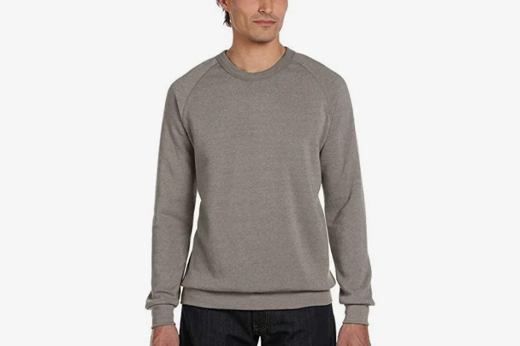 Alternative Apparel Men's Champ Eco Fleece Sweatshirt