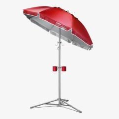 Portable Beach Chair With Umbrella Cover Rentals Houston Tx The 6 Best Umbrellas 2018