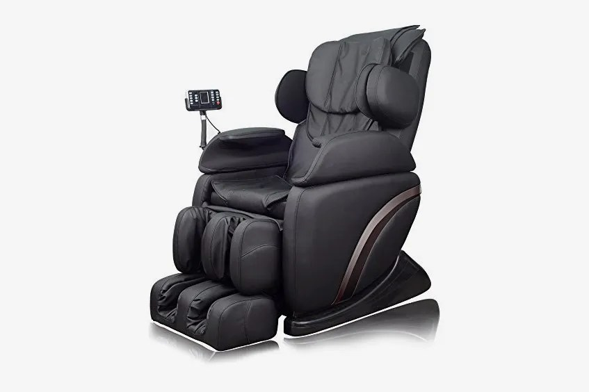 recliner massage chair fishing bed gumtree 8 best chairs and recliners 2019 ideal full featured shiatsu with built in heat zero gravity positioning deep tissue
