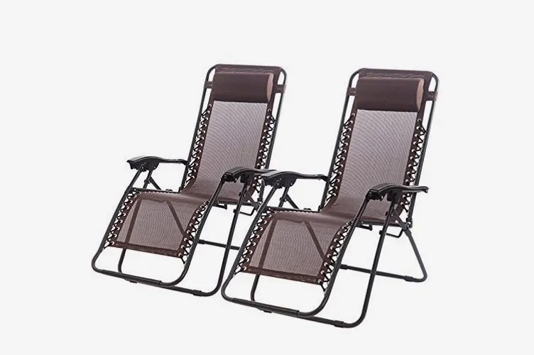 recliner lawn chairs folding tolix chair cushion 11 best lawnchairs and camping 2018 set of 2 zero gravity lounge patio