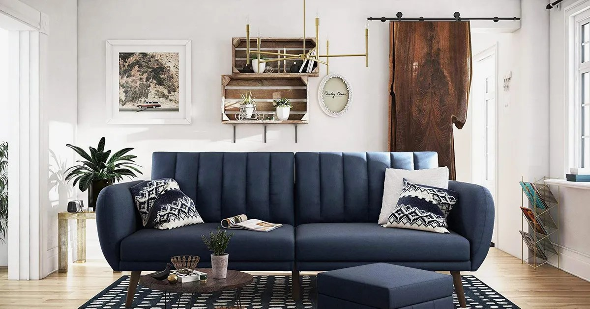 bianca futon sofa bed review sectional with sleeper queen 8 best futons on amazon 2018