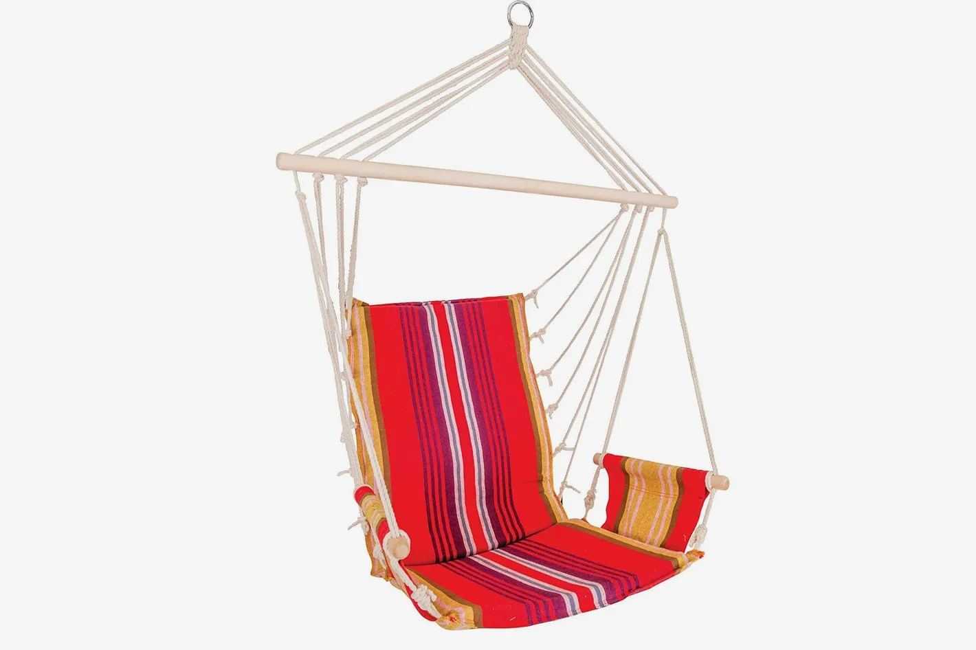 rope chair swing wayfair kitchen chairs the 13 best hammock 2018 club fun hanging