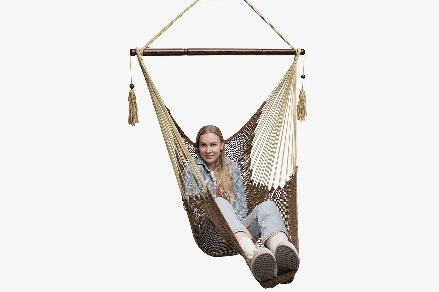 swing chair pics cover hire high wycombe the 13 best hammock chairs 2018 krazy outdoors mayan