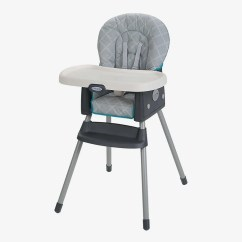 Tot Sprout High Chair Review Mainstays Rocking Black Twin Feeding Canada Sante Blog