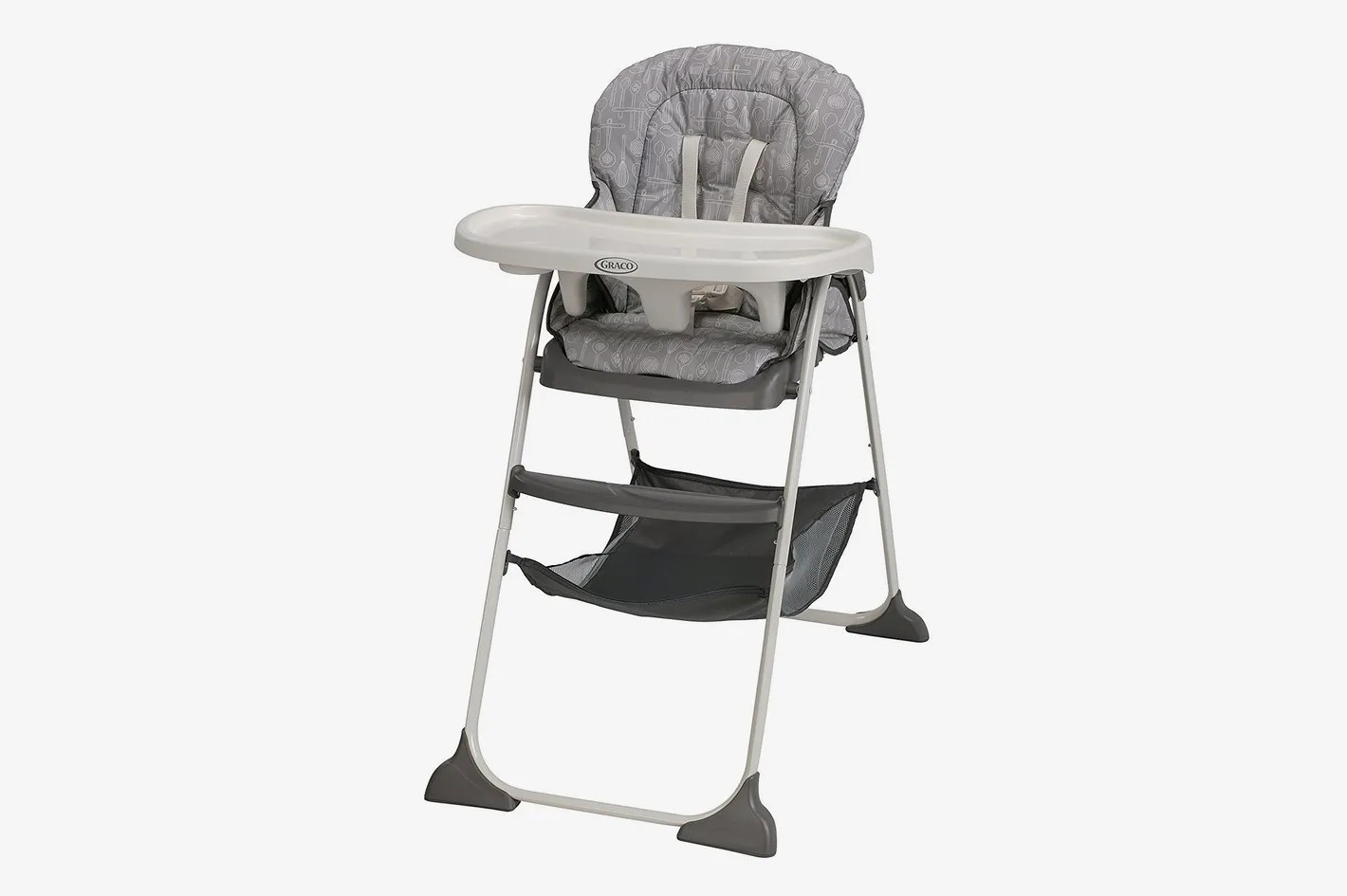 portable folding high chair table with storage 16 best chairs 2018 graco slim snacker
