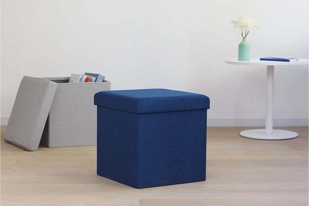 storage ottoman sound chair bar stool uk the 15 best benches 2018 poppin box seat at macy s