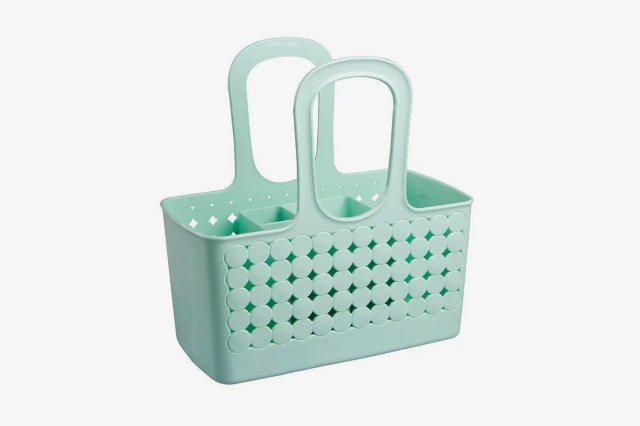 InterDesign Orbz Shower Tote, Small/Divided