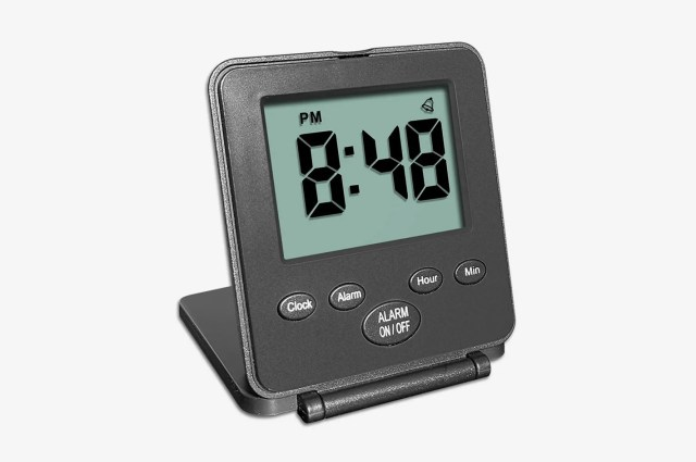 Digital Travel Alarm Clock