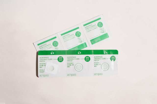 Acropass Trouble Cure Microneedle Pimple Patch (Set of 6)