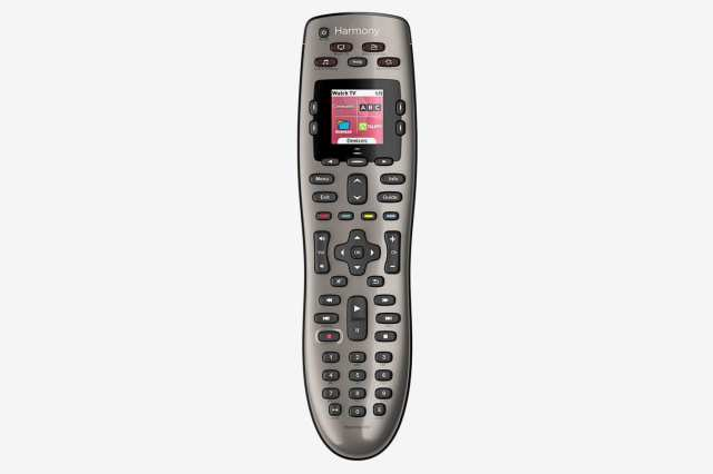 Logitech Harmony 650 Infrared All in One Remote Control, Programmable Remote