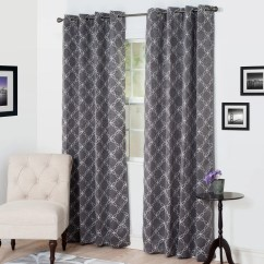 Curtains For My Living Room Sectional Set 8 Best Darkening 2018 Yorkshire Home Myra Curtain Panel