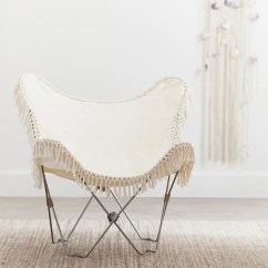 Dorm Room Chair Covers Canada Wholesale 12 Best Chairs Pb Teen Ivory Canvas Butterfly