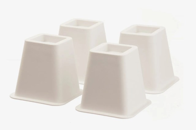 Home-it Bed Risers 4-Pack (5.25in)