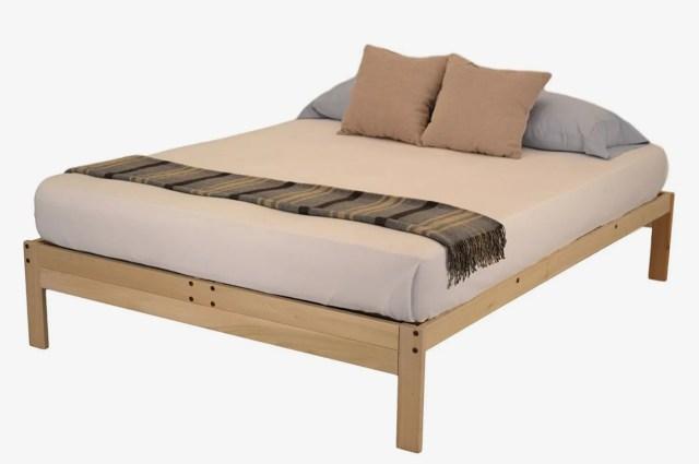 KD Frames Nomad 2 Platform Bed — Queen