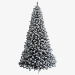 Kirklands Christmas Chair Covers Back Ireland 17 Best Artificial Trees 2018 King Of 6 Foot Prince Flock Tree