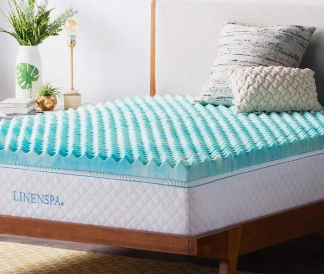 The Best Foam Mattress Toppers On Amazon According To Hyperenthusiastic Reviewers