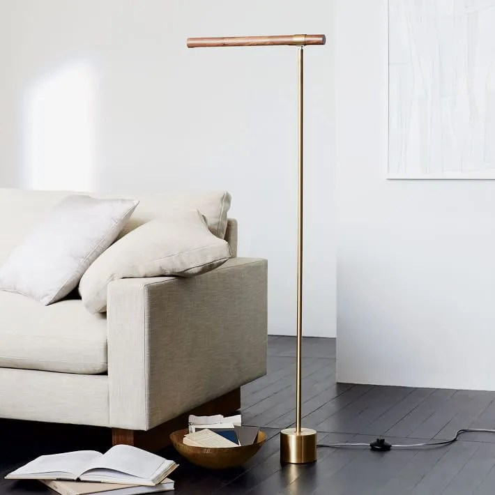 lamp living room inspirations the 27 best floor lamps reviewed by designers 2018 linear wood led