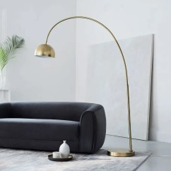 Living Room Floor Lamp Cheap The 27 Best Lamps Reviewed By Designers 2018 Overarching Metal Shade
