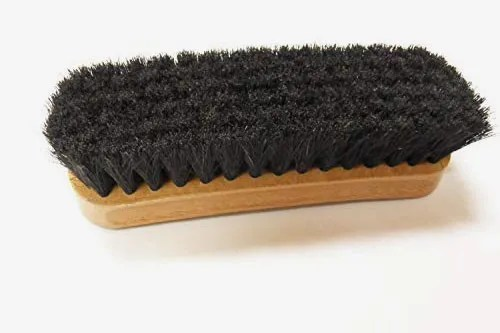 Star Professional Horsehair Shoe Shine Brush