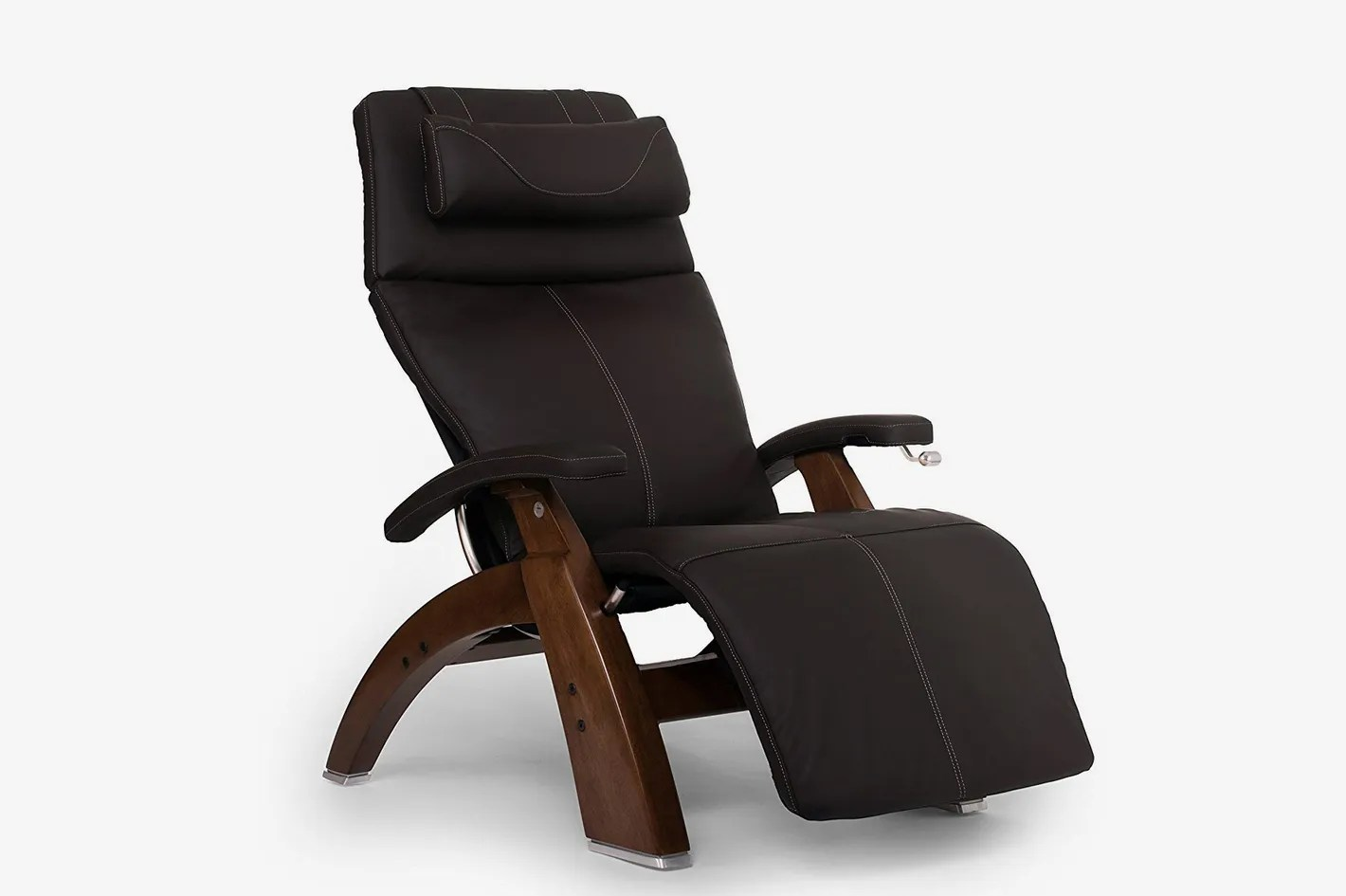 correct posture lounge chair cheap desk chairs for sale 9 best with back support 2018 human touch perfect pc 420 top grain leather hand crafted zero gravity