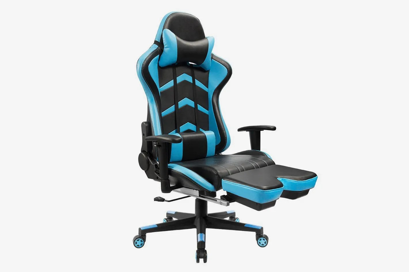 best gaming computer chairs raynor eurotech ergohuman mesh mid back task chair black 12 2018 furmax with footrest