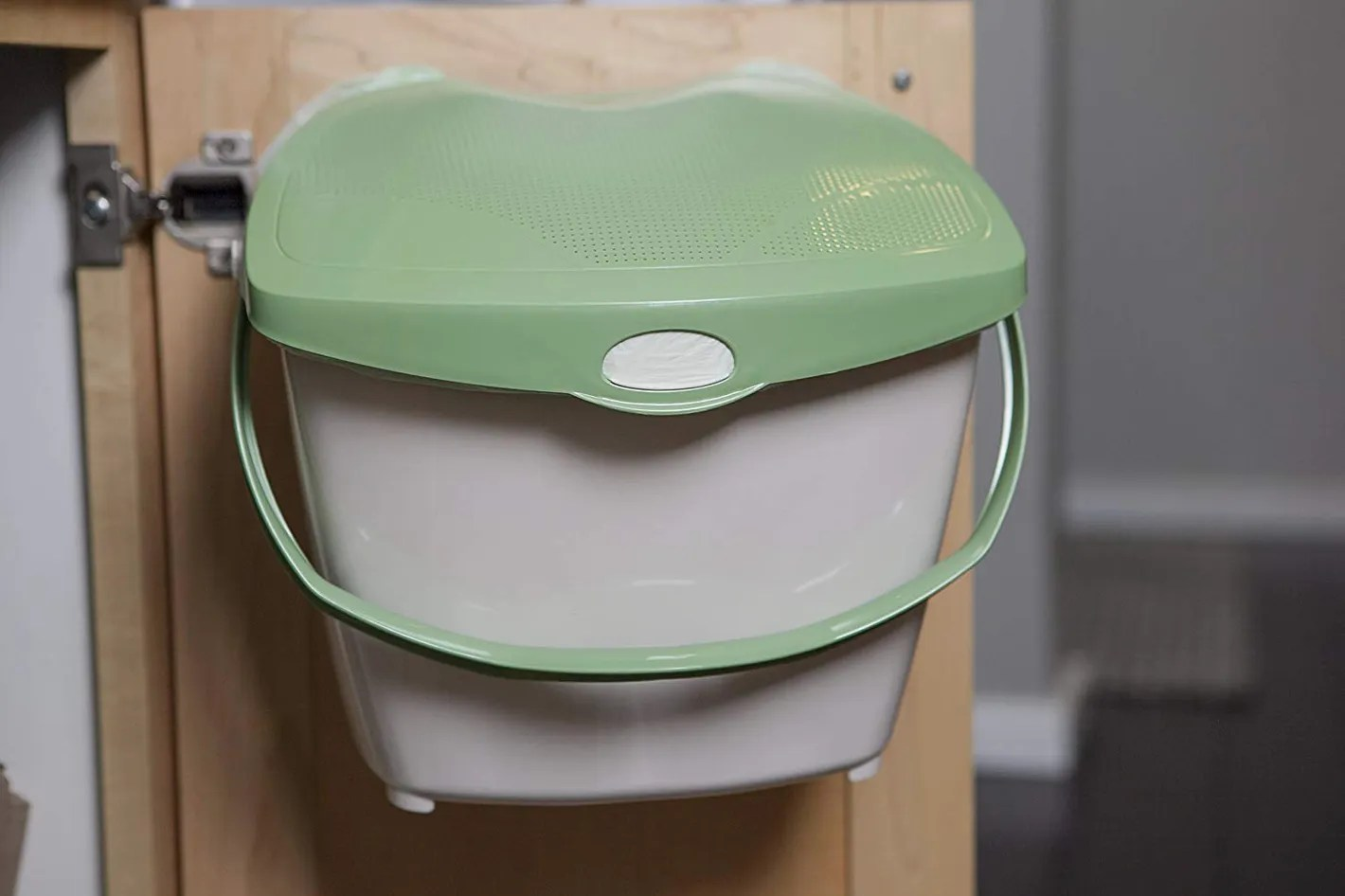 compost bin for kitchen table sale 13 stylish bins your small 2018 mountable by zero waste together