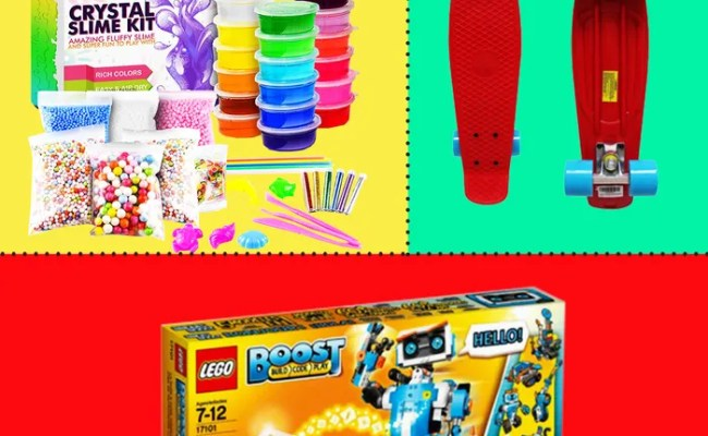 13 Best Gifts For 9 Year Olds 2018