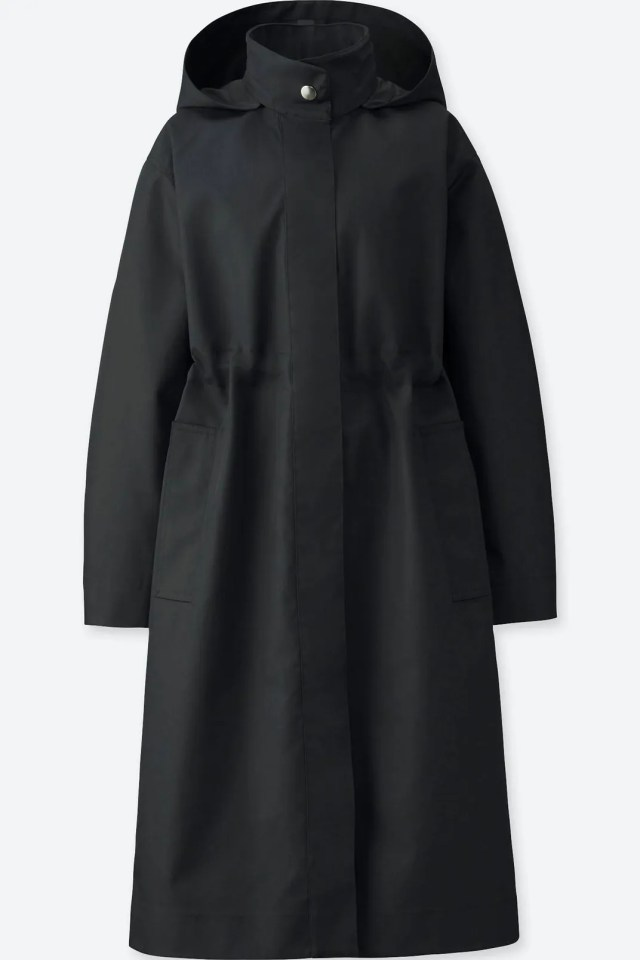 Uniqlo Women's U Blocktech Coat