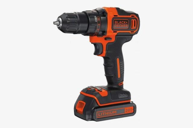 BLACK+DECKER BDCDD220C 20V MAX Lithium 2-Speed Drill/Driver