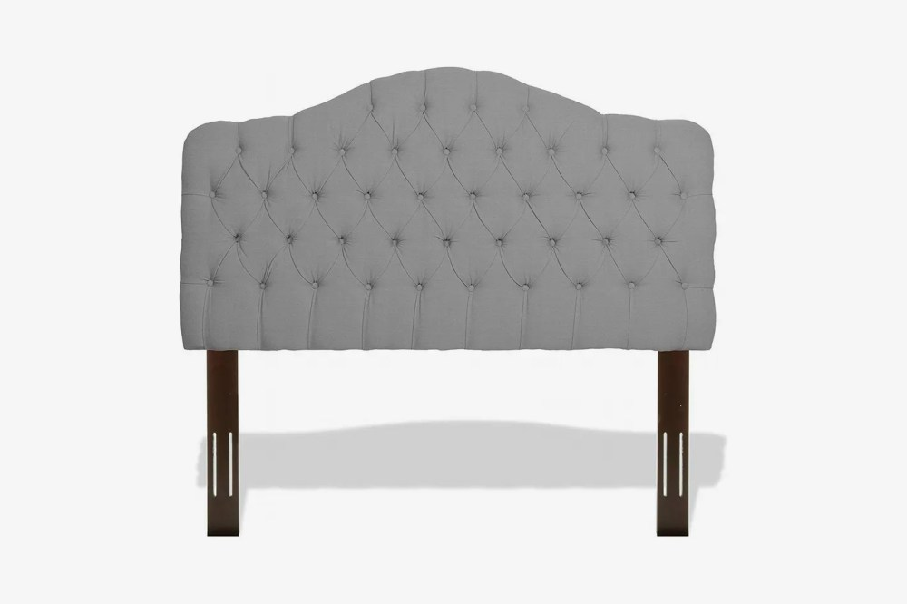 medium resolution of leggett platt martinique button tuft upholstered headboard with adjustable height