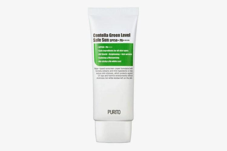 Purito Centella Green Level Safe Sun SPF