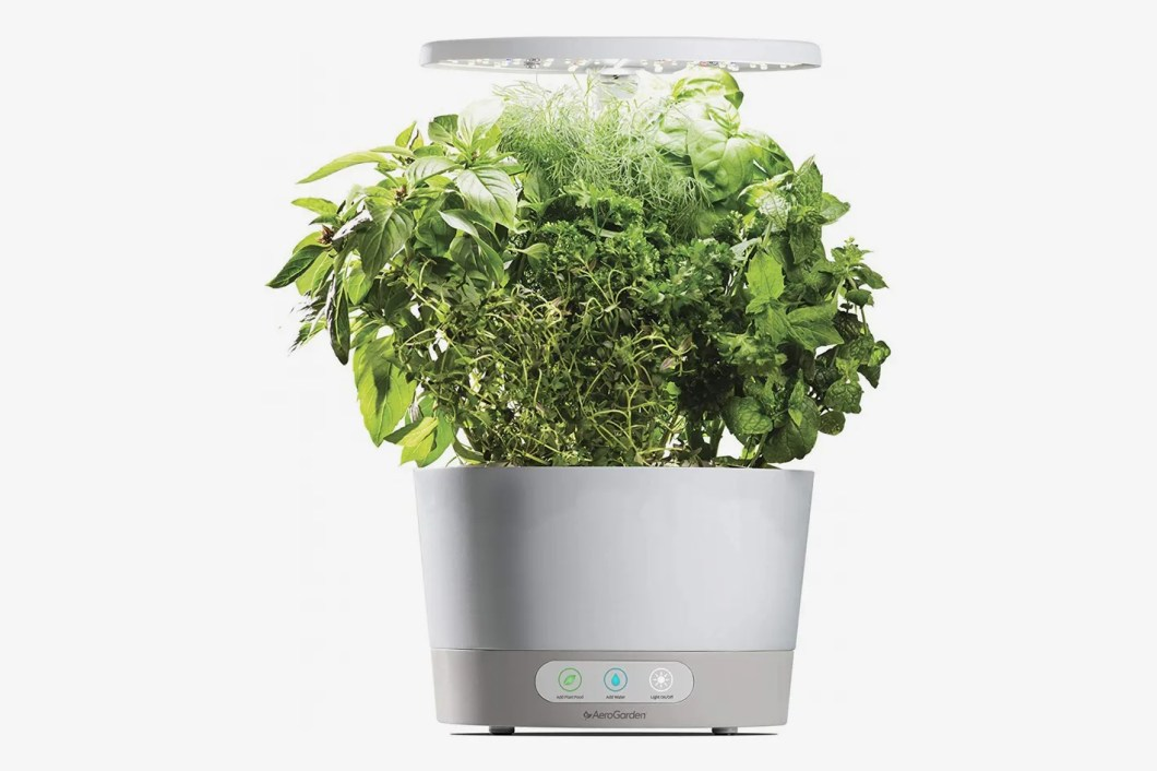 AeroGarden Harvest 360 - White