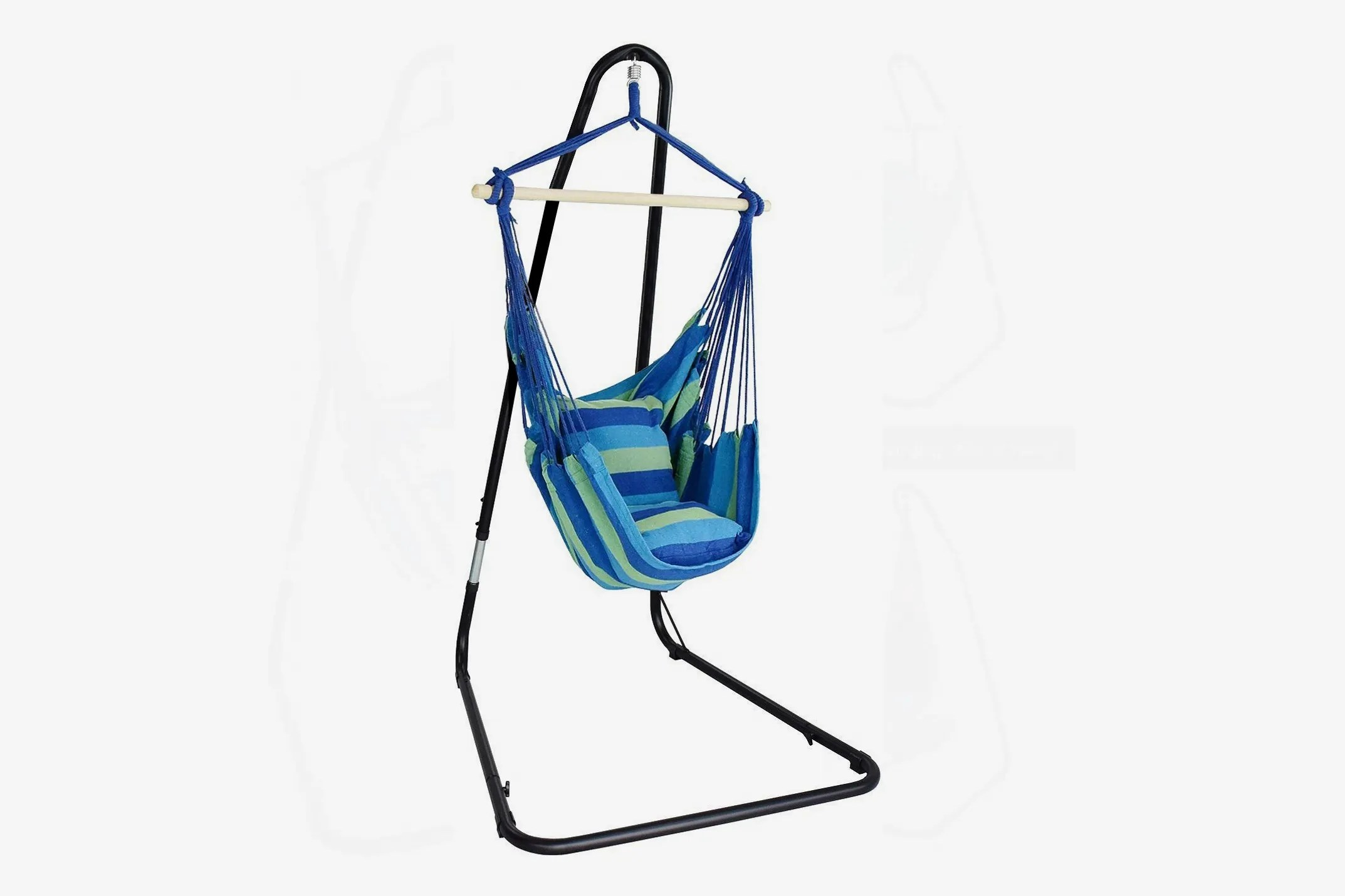 Indoor Hanging Chair With Stand 9 Best Hammock Chairs 2019