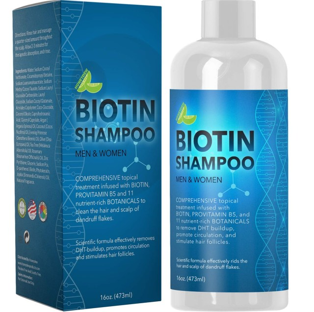 Maple Holistics Biotin Shampoo
