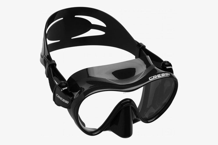 Cressi F1 Framless Dive Mask
