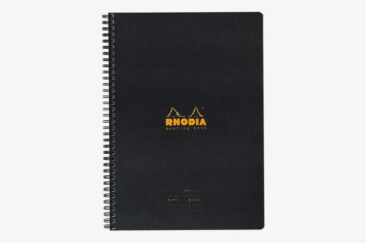 Rhodia Meeting Book