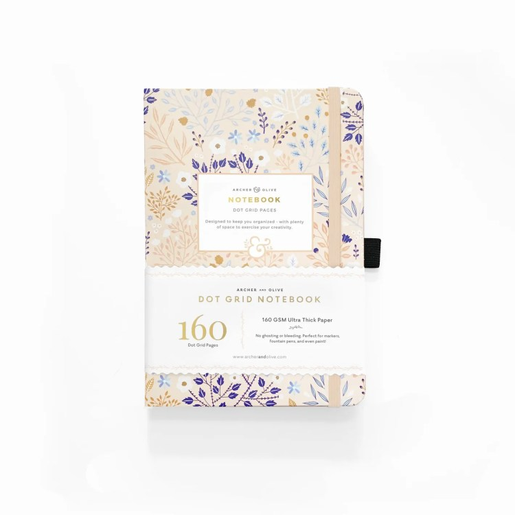 Archer & Olive A5 Dot Grid Notebook