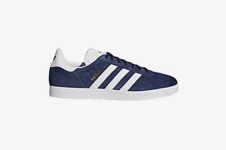 Adidas Originals Men's Gazelle Sneaker, Collegiate Navy