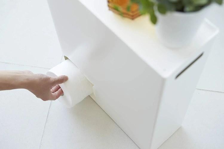 YAMAZAKI home Toilet Paper Stocker