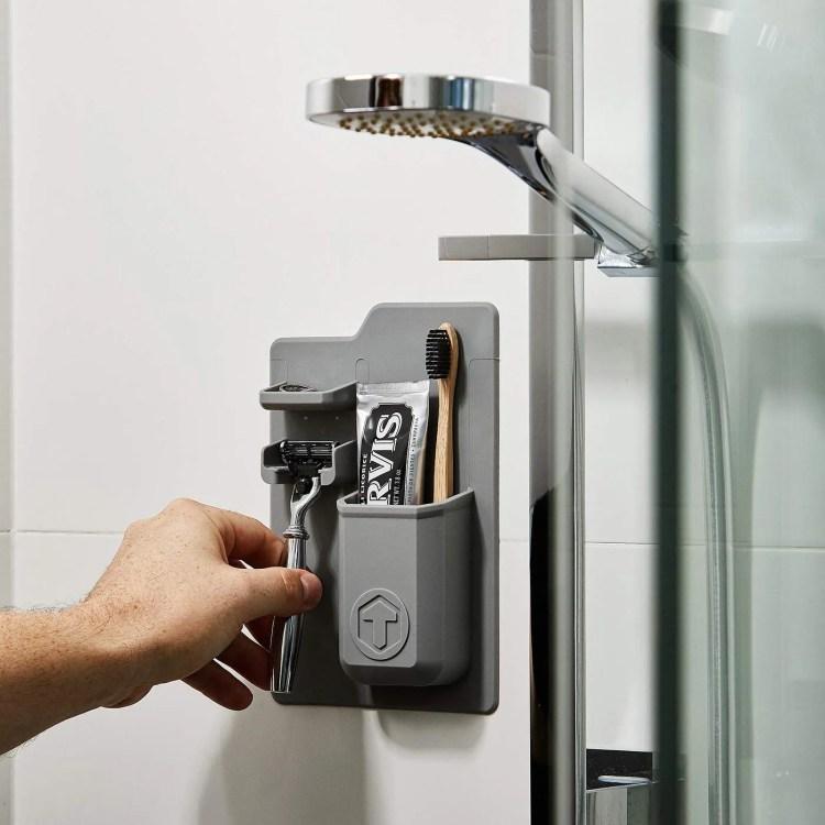 Tooletries Silicone Waterproof Shower Organizer