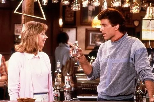 Image result for cheers sam and diane