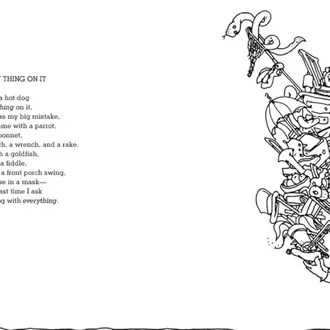 Read Four Newly Released Shel Silverstein Poems