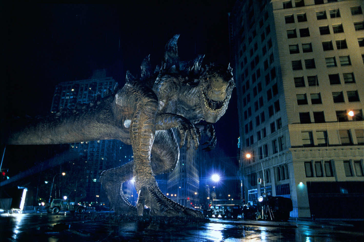 Image result for 1999 Godzilla