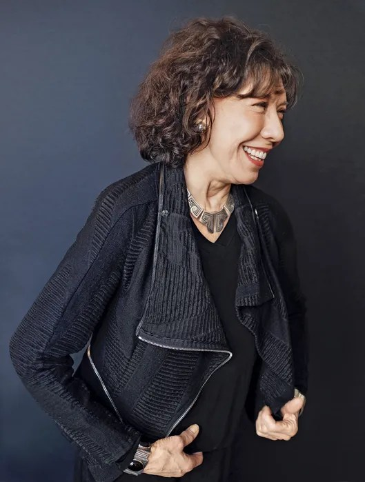 A Day at the Office With Lily Tomlin  Vulture