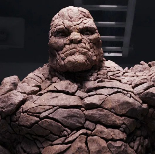 Fantastic Four Cut the Things Big Fight Scene  Vulture