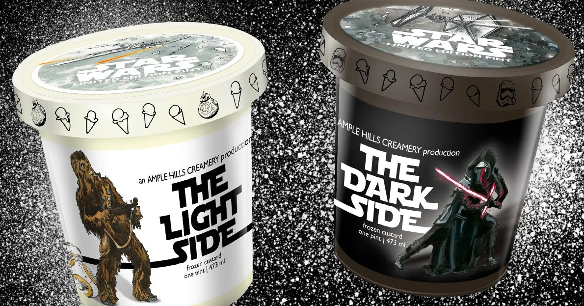 Star Themed Gift Star Wars Ice Cream Flavors, Ranked