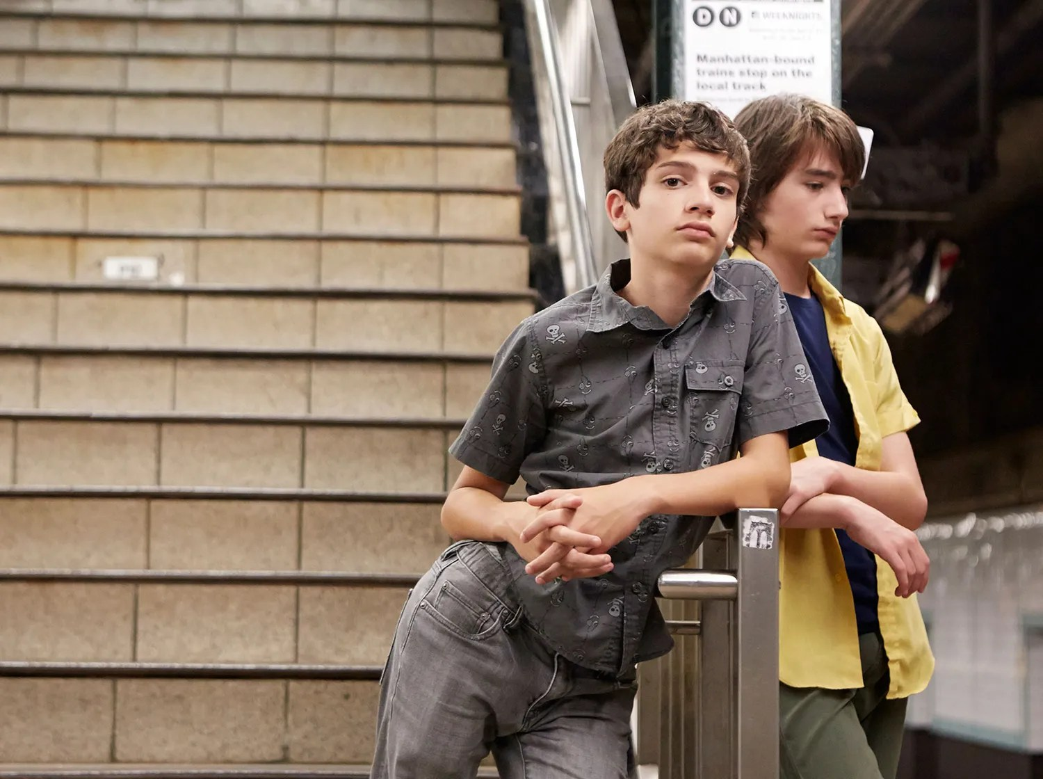 Image result for Little Men - Ira Sachs