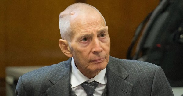 robert durst The Jinx's Robert Durst Pleads Guilty to Gun Charges