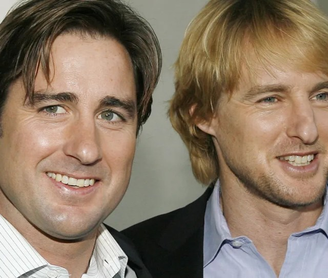 Luke And Owen Wilson Are Making A Prison Comedy With Martin Lawrence In Owen Wilsons Voice Oh Wow